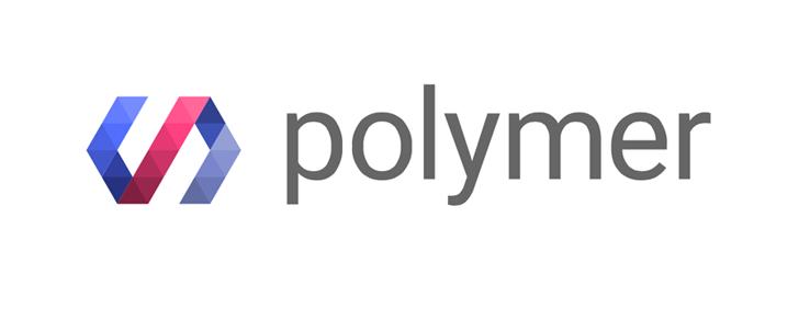 Logo de la librería Polymer.